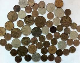 Как отмыть монету фото