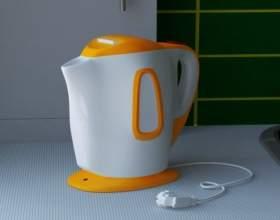 Как отмыть накипь в чайнике фото
