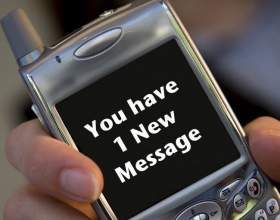 Как отправить смс на сотовый телефон фото