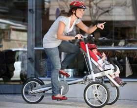 Как отправиться на велосипедную прогулку с детьми фото