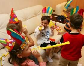 Как отпраздновать детский день рождения фото
