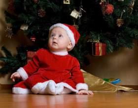 Как отпраздновать новый год с малышом фото