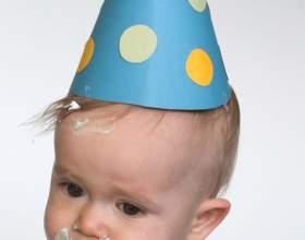 Как отпраздновать первый день рождения ребенка фото