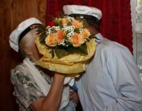 Как отпраздновать золотую свадьбу фото