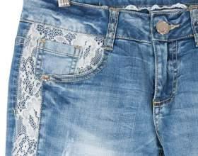 Как отреставрировать старые джинсы? фото