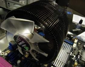 Как отсоединить кулер от процессора фото