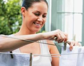 Как отстирать одежду от пота фото