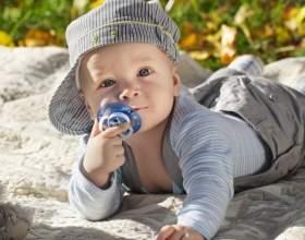 Как отучить дитя от соски фото