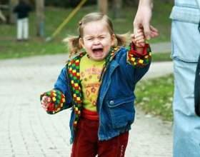 Как отучить малыша добиваться всего капризами фото