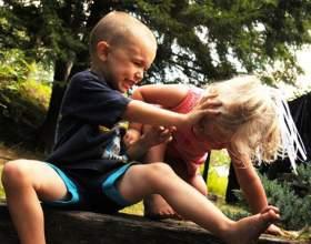 Как отучить ребенка драться фото