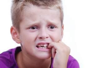 Как отучить ребенка грызть ногти фото