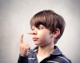 Как отучить ребенка врать? фото