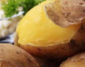 Как отварить картошку в мундире фото