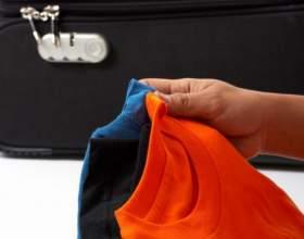 Как паковать чемодан фото