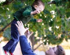 Как папе играть с ребенком фото