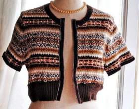 Как переделать старый свитер фото