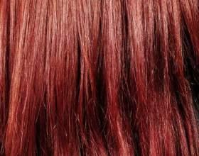 Как перекрасить красные волосы фото
