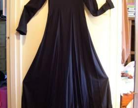 Как перешить платье фото