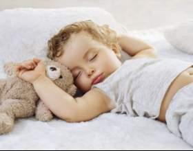 Как перевести ребенка на один сон фото
