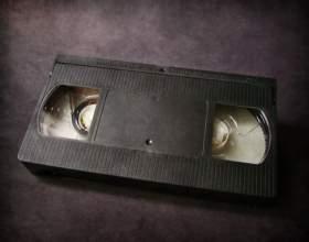 Как перезаписать кассету на диск фото
