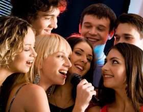 Как петь караоке онлайн фото