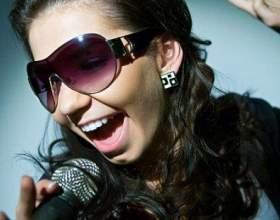 Как петь караоке с ноутбука фото