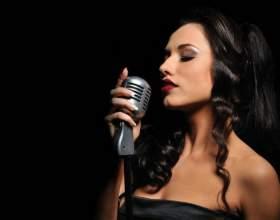 Как петь высоко фото
