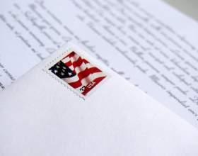 Как писать письмо на английском фото