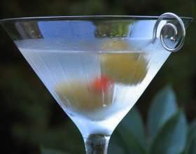 Как пить мартини драй фото