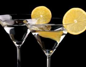 Как пить мартини фото