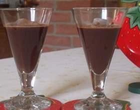 Как пить шоколадный ликер фото