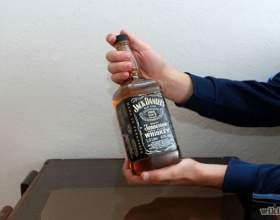 Как пить виски фото