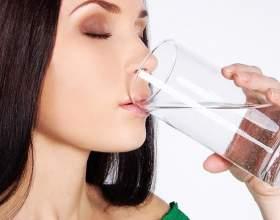 Как пить воду натощак фото