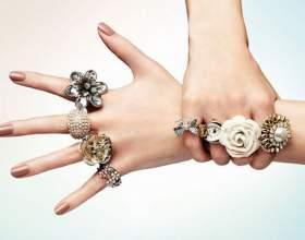 Как по этикету правильно носить кольца фото