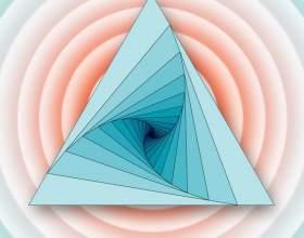 Как по сторонам треугольника узнать угол фото