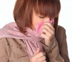 Как победить аллергический насморк фото