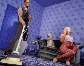 Как побудить мужа помогать по дому фото