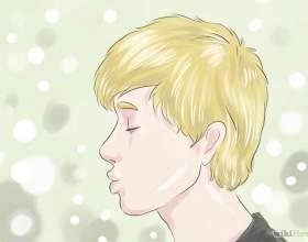 Как поцеловать девушку в первый раз фото