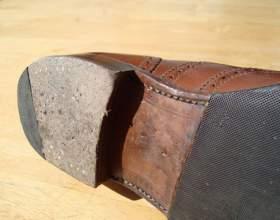 Как починить каблук фото