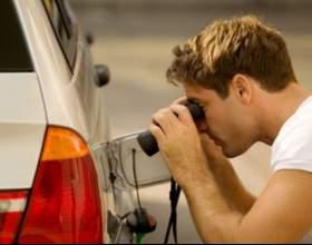 Как почистить бензобак фото