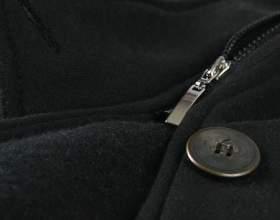 Как почистить черное драповое пальто фото