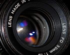 Как почистить оптику фото
