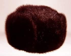Как почистить шапку из норки фото