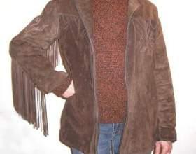 Как почистить замшевую куртку фото