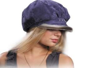 Как почистить замшевую шапку фото