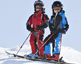 Как подбирать горные лыжи фото