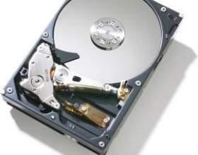 Как поделить жесткий диск фото