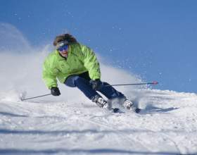 Как подготовить горные лыжи фото