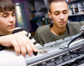 Как подключить два принтера фото