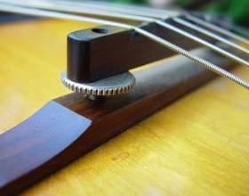 Как подключить электроакустическую гитару фото